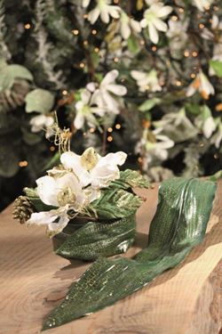 Immagine di Foglia large fitsia verde, h.cm70