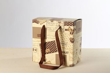 Picture of Box 30x18x30h CHOCO