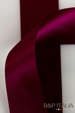 Immagine di Nastro doppio  raso TOP h.6mm, 350mt VINACCIA
