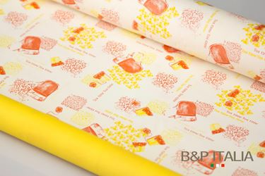 Immagine di Bobina PLB h.cm 100, 30 metri TEA TIME limone