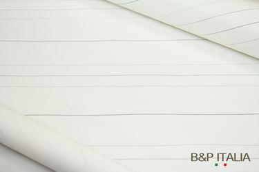 Immagine di Bobina PLB h.100cm,60m bianco/arg STYLE RIGA - 30° ANNIVERSARIO