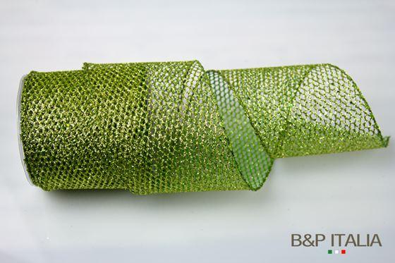 Picture of Nastro h.100mm, 10m CLODOVEA verde