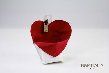 Picture of contenitore cuore ecosost, waterproof,