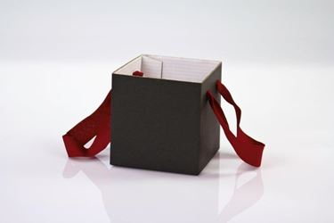 Picture of Cubo box cartone 15x15 