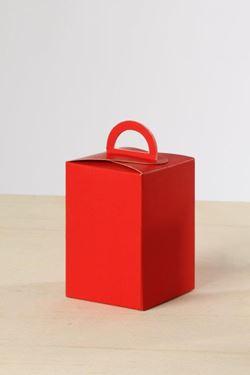 Picture of Box FULL rosso 10x10x15h steso