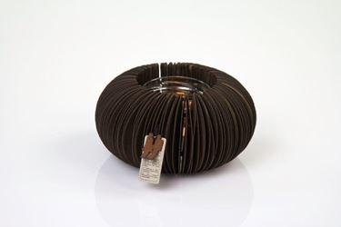 Picture of Porta t-light, ecosostenibile, marrone, 18xh.9cm