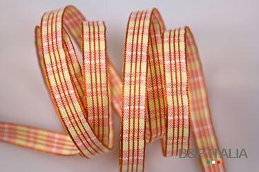 Immagine di Nastro ELVA h.15mm,  15m, anim, arancio