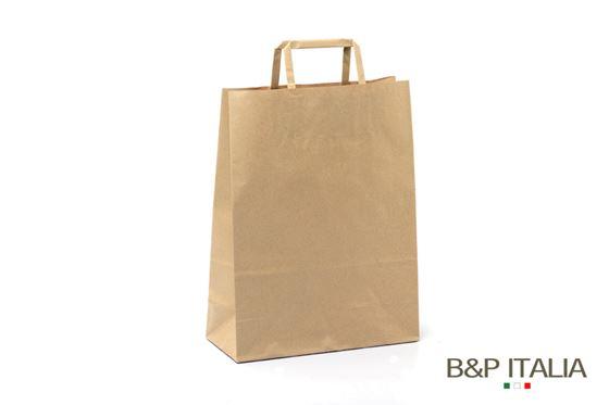 Picture of Shopper 32x16xh.44 90gr BIOKraft AVANA piattina