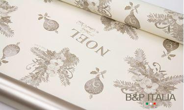 Immagine di Bobina, PL2B, NOEL, champagne, h.cm100x30ml