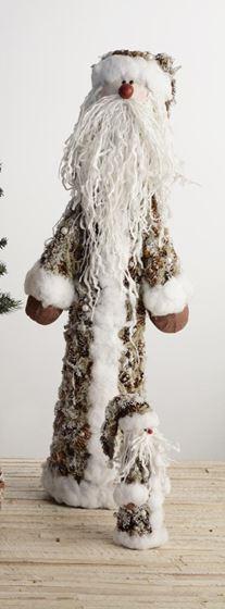 Picture of Stelo Santa Claus,  h.cm100
