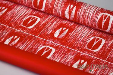 Immagine di Bobina, Perlato,  h.cm100, TULIP, rosso, 25yardes