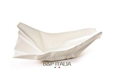 Picture of Vassoio PACK bianco opaco, ceramica, cm53x27xh.17