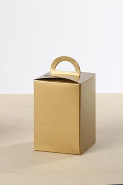 Immagine di Box FULL oro antico 10x10x15h steso