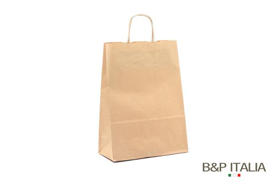 Picture of Shopper 54x14xh.45 110gr KraftSEALING avana cordino
