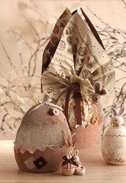 Picture of Cesto in velluto