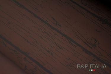 Immagine di Bobina, Perlato,  h.cm100, WOOD, marrone/nero