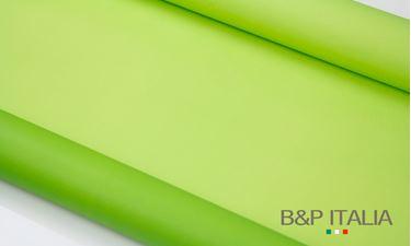 Picture of Bobina h.100cm BICOLORE, verde mela/verde chiaro, 30y