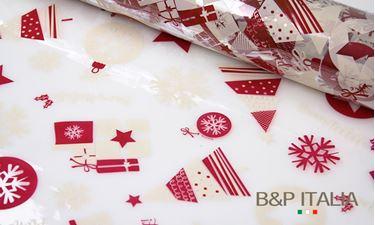 Immagine di BOBINA POLIPROPILENE / FANTASIA IT'S CHRISTMAS