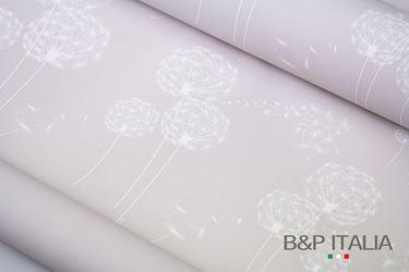 Immagine di Bobina, Perlato,  h.cm100,SOFFIONE, grigio perla, profumo gardenia