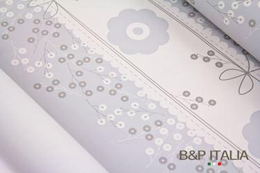 Picture of Bobina, Perlato, h 100cm, SPRINGTIME  grigio, essenza glicine
