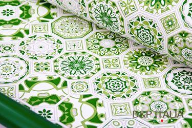 Immagine di Bobina, Perlato,  h.cm100, AZULEJO BY STEFY, verde/grigio