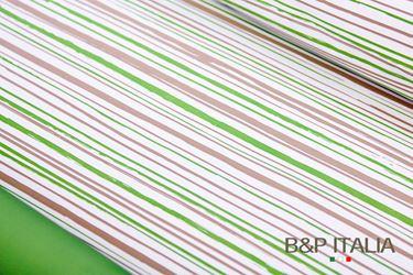 Picture of Foglio, Perlato, cm 100x100,LINES, salvia/sabbia