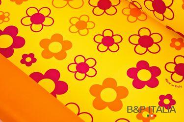 Immagine di Bobina, Perlato,  h.cm100, FLORES, arancio/fuxia