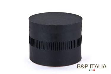Picture of S/3 BOXES ECO EQUO MOON, waterproof,Nero,dxH interni 24,5x18,5