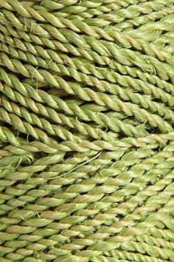 Immagine di Cordino ABACA 100gr, +/- 45mt verde chiaro