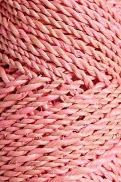 Immagine di Cordino ABACA 100gr, +/- 45mt rosa
