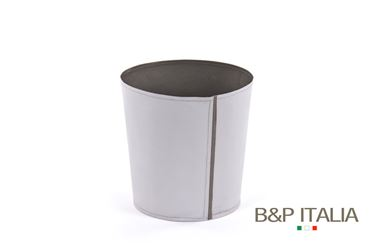 Picture of Conical POT, waterproof, grigio / grigio scuro, d.11cm