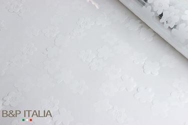 Picture of Bobina, Polipropilene, h.100cm,PRATO FIORITO, bianco