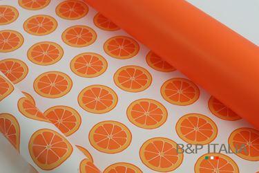 Picture of Bobina, Perlato, h.cm100x30ml,ARANCIO, arancio/arancio,profumo arancio