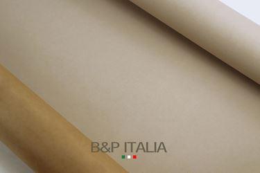 Picture of Bobina h.100cmx30ml Kraft 65grcompostabile MONOSTAMPATO bianco