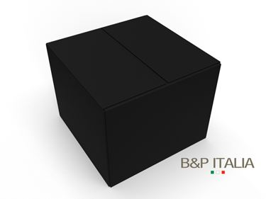 Picture of Scatola PANETTONE ECONERO, cm.25x25x20h