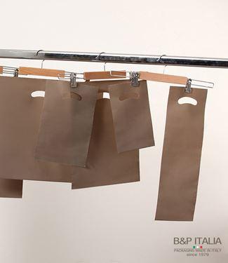 Picture of Shopper HD cm.15x25h FULL nocciola manico a fagiolo