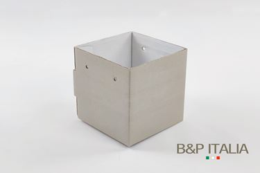 Immagine di CUBO BOX CARTONE RESISTENTE, 17X17