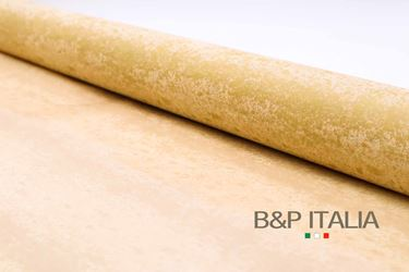 Picture of Bobina h.100 Ppl CollezioneGOCCIATO crema/oro, 50 metri
